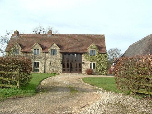 House at Coldharbour Farm