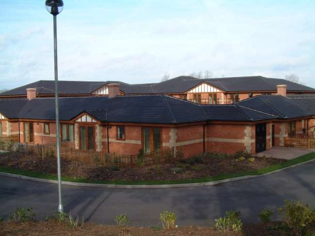 Sheltered Housing Complex, Bagnall