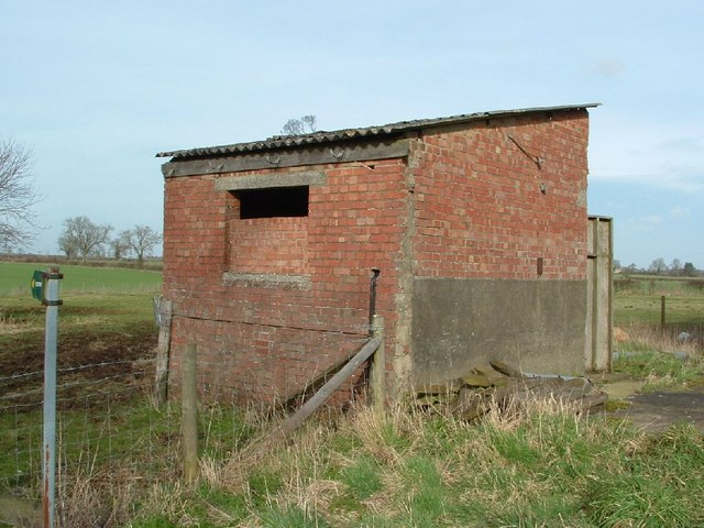 Outbuilding, Coldharbour Farm