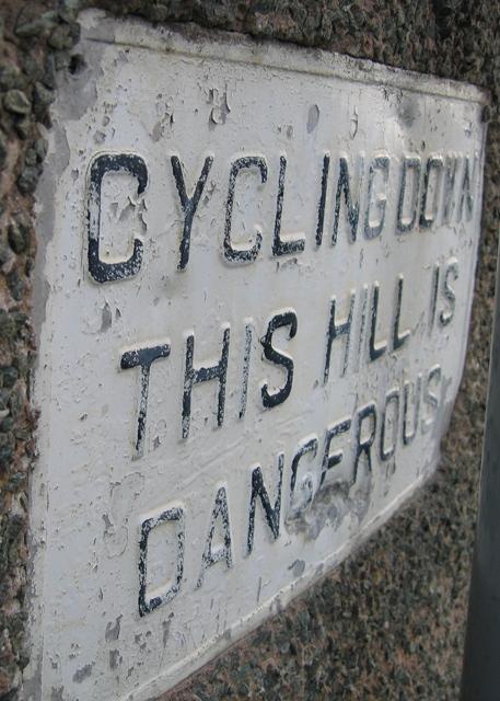 Cycling is Dangerous!