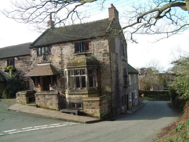 St. Chad's House, Bagnall