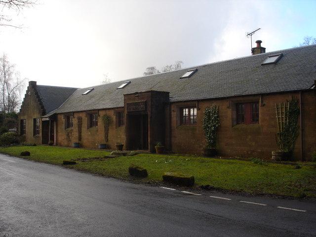Strathallan Village Hall, Tullibardine