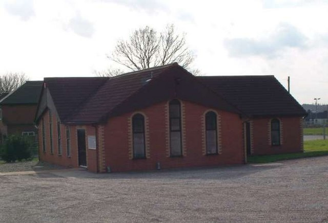 Bucknall Pentecostal Church