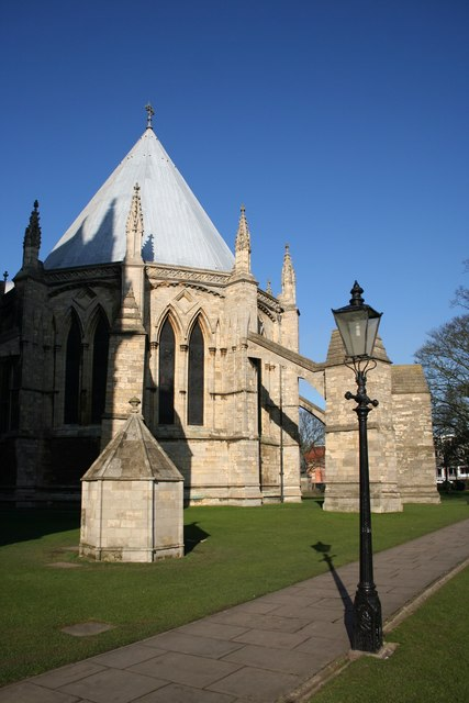St.Mary's chapter house