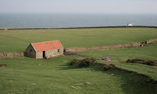 Barn, Ness Point