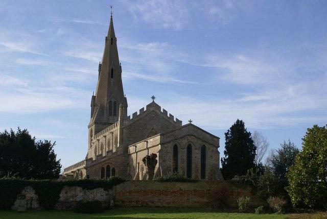 Alconbury St Peter & St Paul