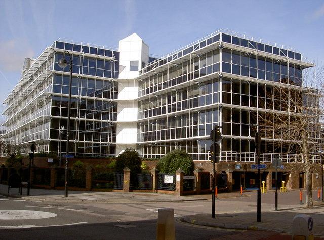 Charter Place, Uxbridge