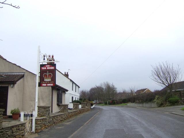 The Crown Inn, Osgodby