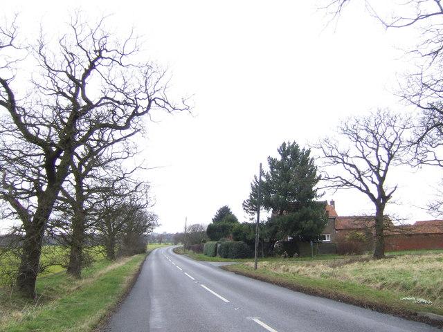 Oakleigh Farm by the B1434