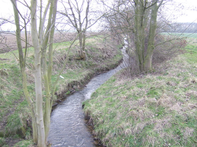 Brook off Owmby Lane