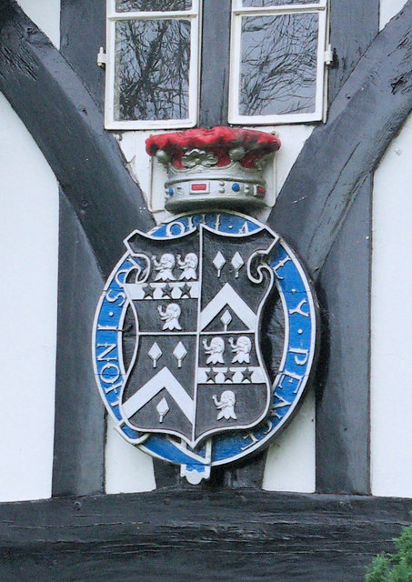 Coat of Arms, Brown's Lodge