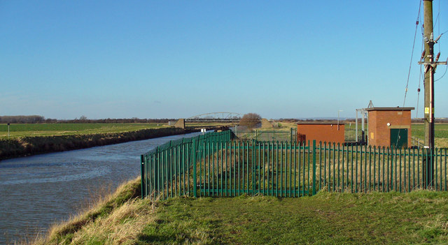Worlaby Carrs Pumping Station