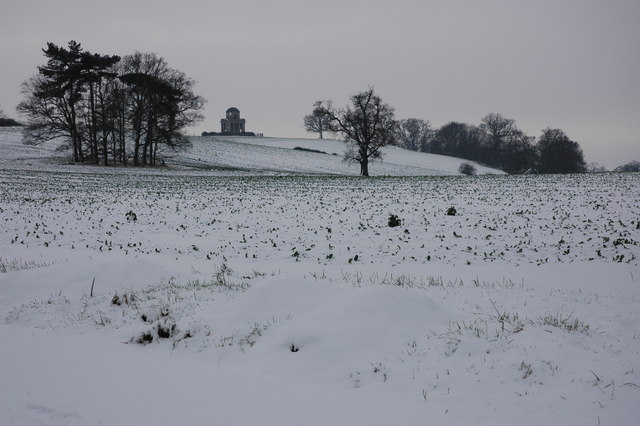 Snow on Cubs Moor