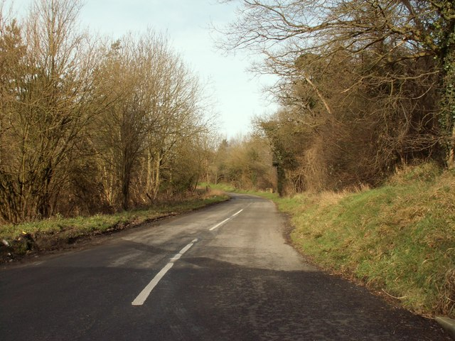Country road, just off the B.1078