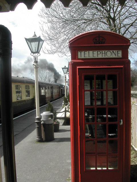 Nostalgia at Cranmore on the East Somerset Railway