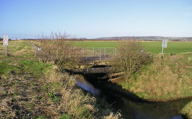 Weir Dyke Bridge