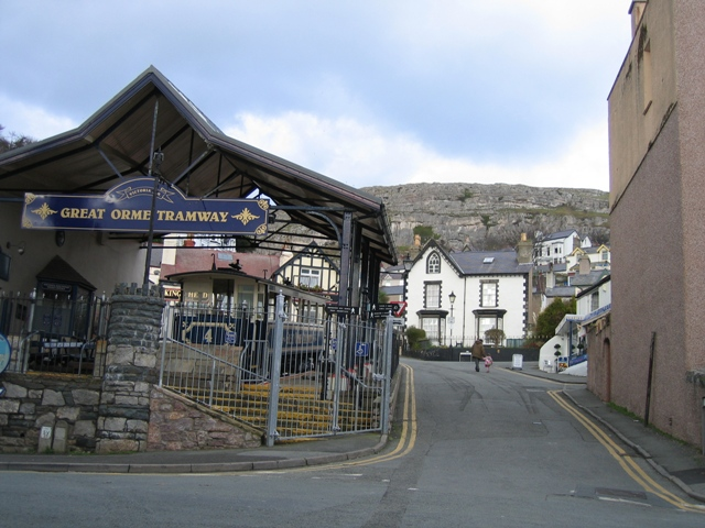 Great Orme Tramway Terminus