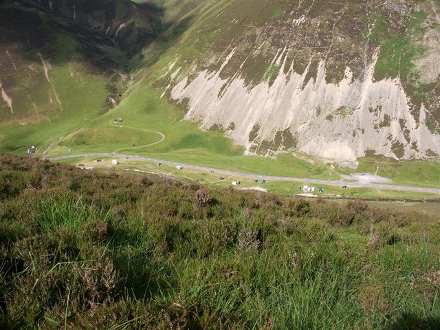 The Mennock Pass