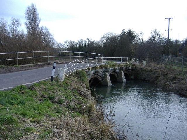 Bridge over the River Kennet