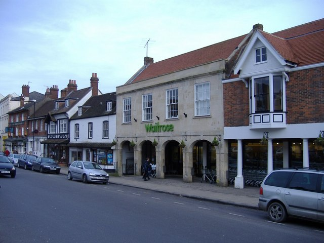 Waitrose, Marlborough High Street