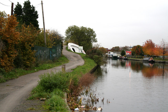Bulls Bridge, Grand Union Canal, Hayes, Middlesex