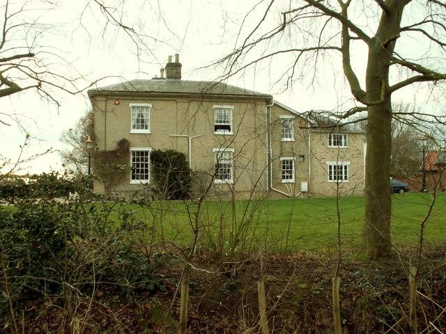 Farmhouse at Whitehouse Farm