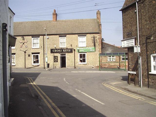 Cross Keys, Winterton
