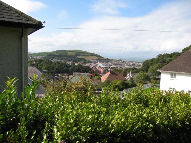 Aberystwyth from Caemelyn