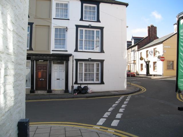 Corner of Princess Street and High Street
