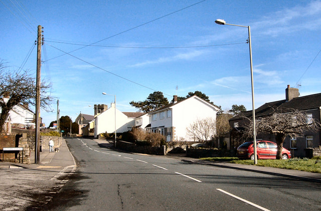 Main Road Coychurch