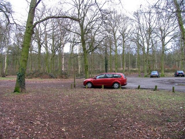 Picnic area, Barton Mills