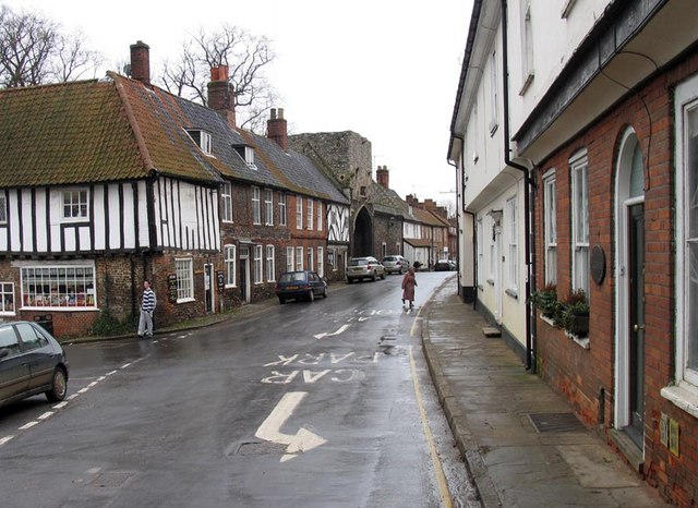 High Street, Little Walsingham, Norfolk