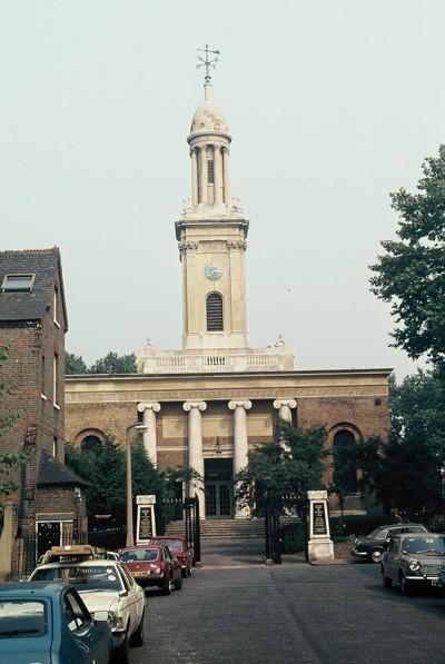 St Peter's Church, Walworth