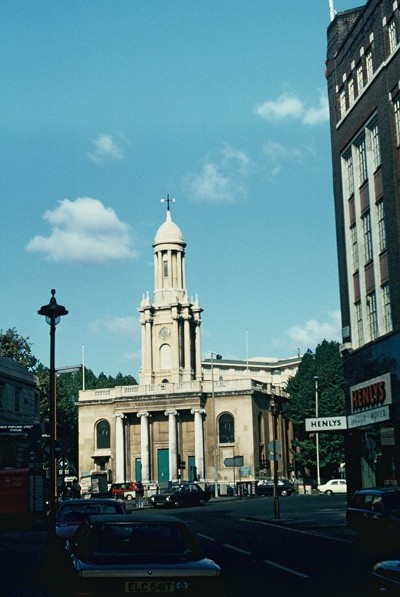 Holy Trinity Church, Marylebone Road