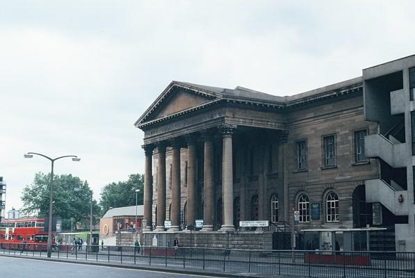 Metropolitan Tabernacle, Elephant and Castle