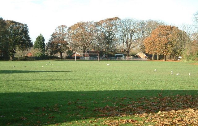 Recreation Ground, Mortimer Hill, Tring