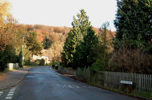 Toms Hill Road, Aldbury
