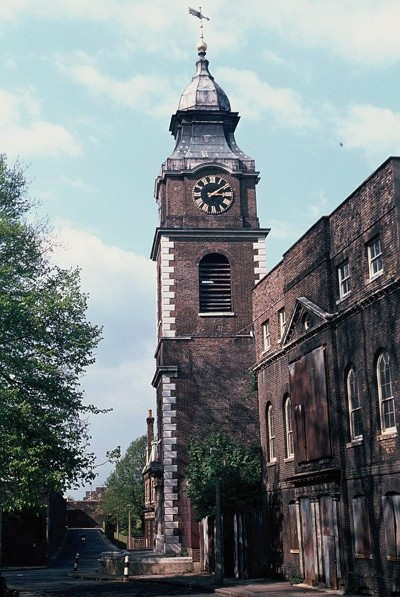 Tower of St John at Wapping