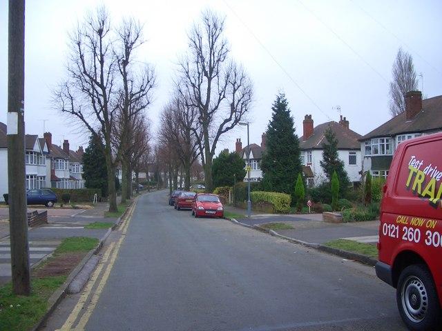 Dewsbury Grove