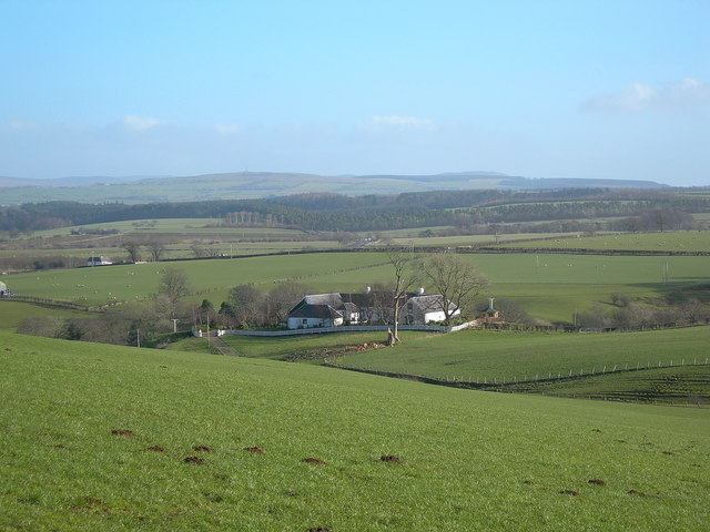 Netherton Farm, Ochiltree