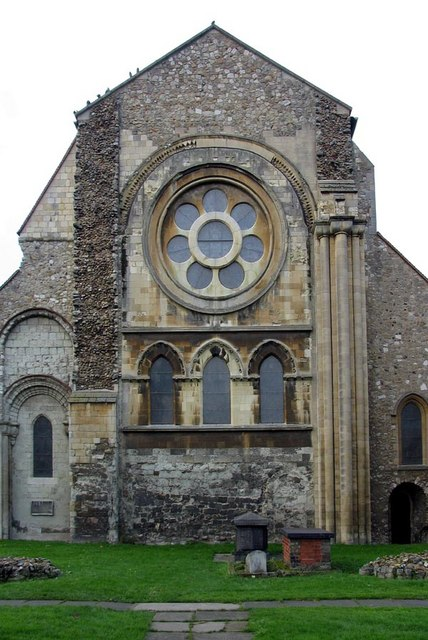 Holy Cross & S Lawrence, Waltham Abbey, Essex