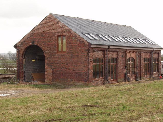 Former Goods Shed, Ackworth Station