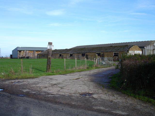 Barns at Denley Hill Farm