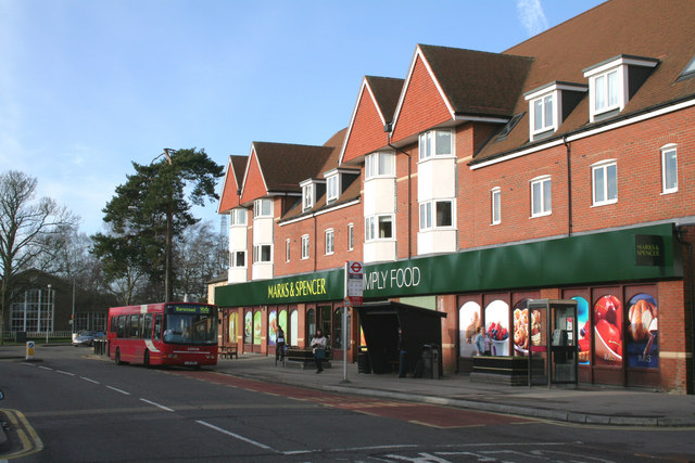 Marks and Spencer, Banstead, Surrey