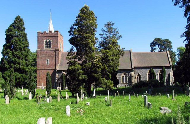 St Mary, Stansted Mountfitchet, Essex