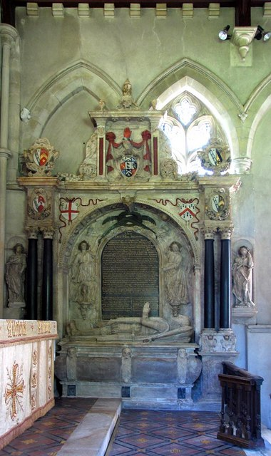 St Mary, Stansted Mountfitchet, Essex - Monument