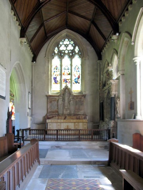 St Mary, Stansted Mountfitchet, Essex - Chancel