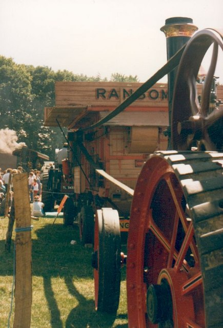 Masham Steam Fair