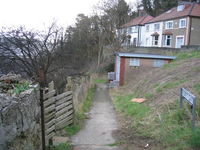 Rofft Gate, Llandudno