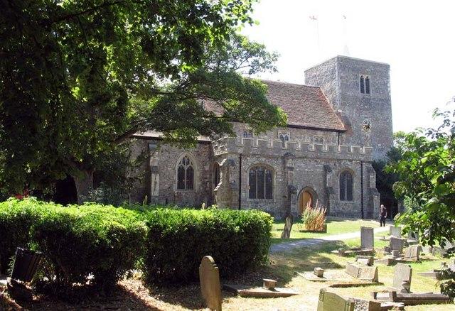 St Mary, South Benfleet, Essex